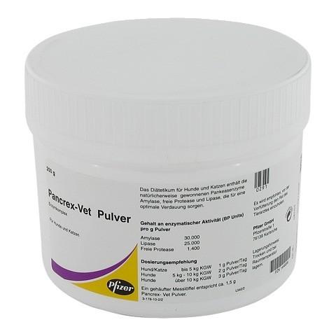 PANCREX Pulver vet. 250 Gramm