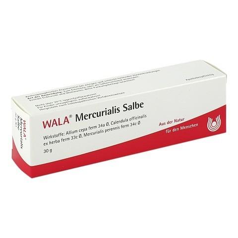 MERCURIALIS Salbe 30 Gramm N1