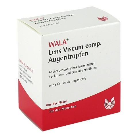 LENS VISCUM comp.Augentropfen 30x0.5 Milliliter N1