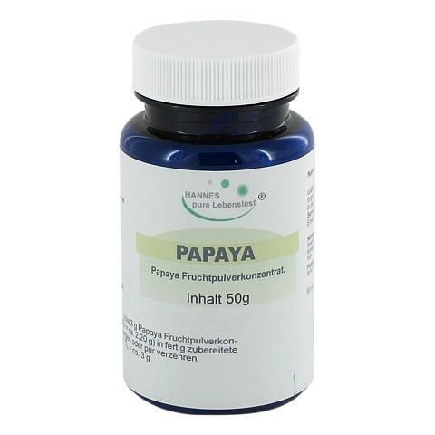 PAPAYA FRUCHT Pulver 50 Gramm