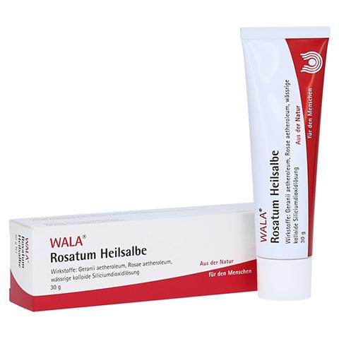 ROSATUM Heilsalbe 30 Gramm N1