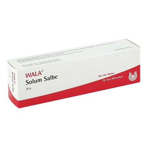 SOLUM SALBE 30 Gramm N1