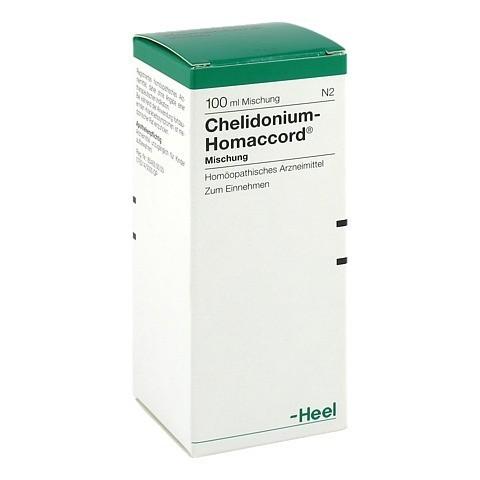 CHELIDONIUM-HOMACCORD Tropfen 100 Milliliter