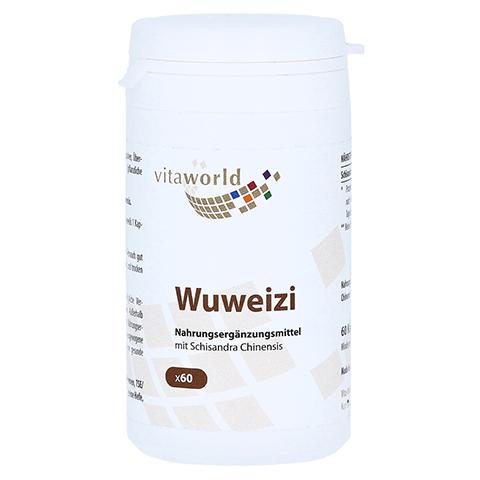 WUWEIZI Schisandra 500 mg Kapseln 60 Stück