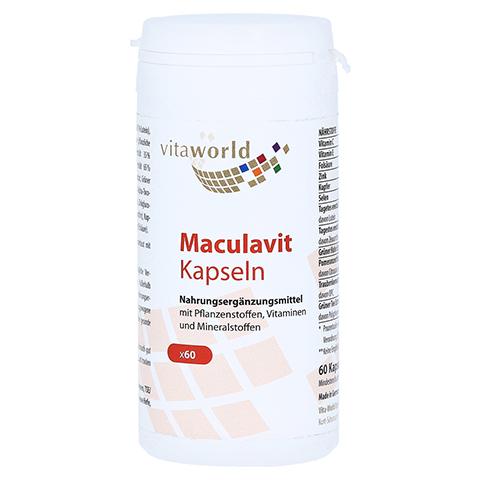 MACULAVIT Lutein 7,5 mg Kapseln 60 Stück