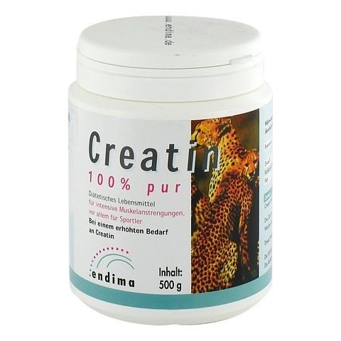 CREATIN 100% Pur Pulver 500 Gramm