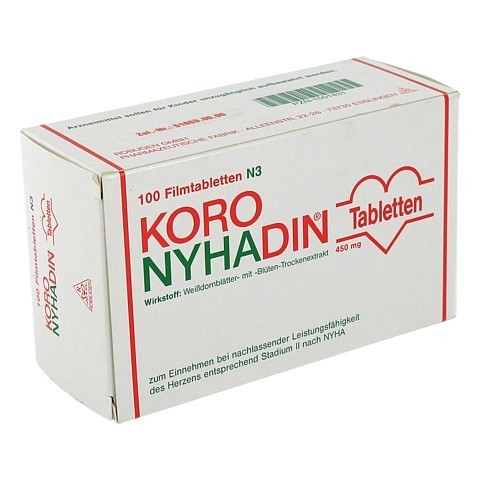 Koro-Nyhadin 100 Stück N3