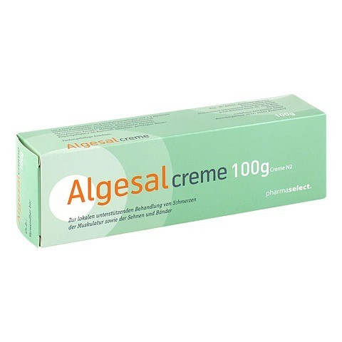 ALGESAL Creme 100 Gramm N2