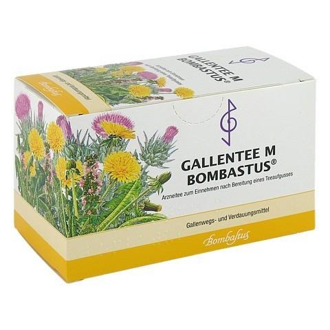 GALLENTEE M Filterbeutel 20x2 Gramm