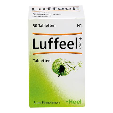 LUFFEEL comp.Tabletten 50 Stück N1