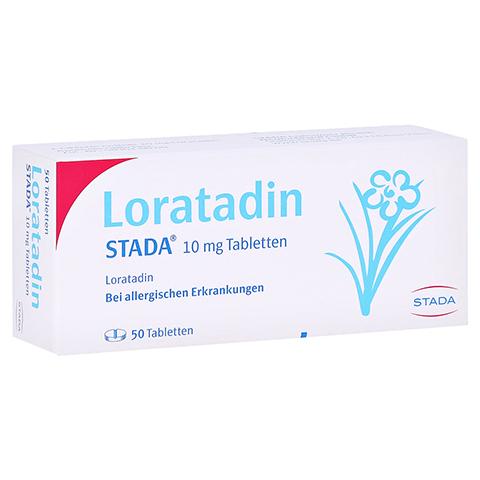 Loratadin STADA 10mg 50 Stück N2