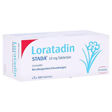 Loratadin STADA 10mg 100 Stück N3