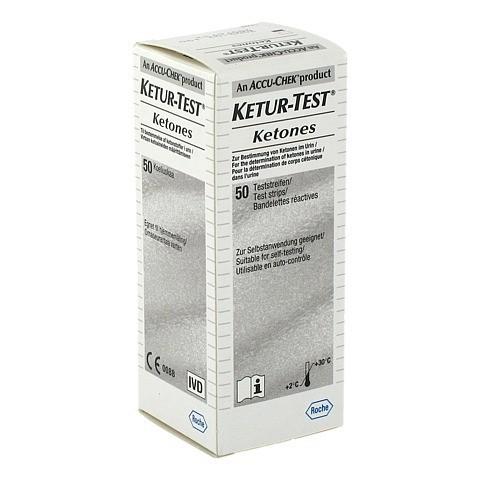 KETUR-TEST Teststreifen 50 Stück