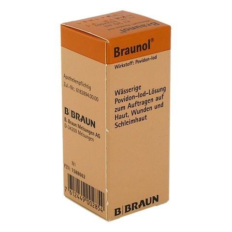 BRAUNOL Schleimhautantiseptikum 30 Milliliter N1
