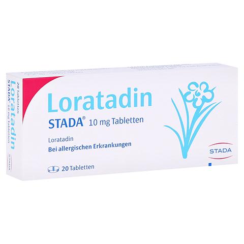 Loratadin STADA 10mg 20 Stück N1