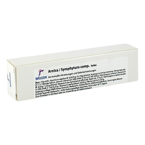 ARNICA/SYMPHYTUM comp.Salbe 25 Gramm N1