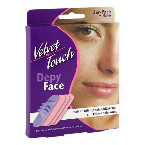 VELVET Touch Face 3er-Set 1 Packung
