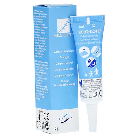 KELO-cote Silikon Gel zur Behandlung von Narben 6 Gramm