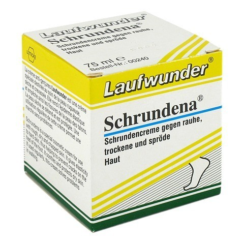 LAUFWUNDER Schrundena Creme 75 Milliliter