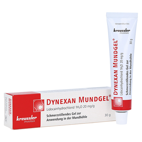 Dynexan Mundgel 30 Gramm N3