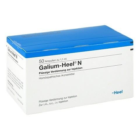 GALIUM HEEL N Ampullen 50 Stück N2
