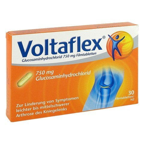 VOLTAFLEX Glucosaminhydrochlor.750mg Filmtabletten 30 Stück
