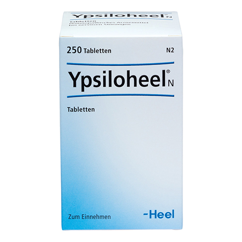 YPSILOHEEL N Tabletten 250 Stück N2