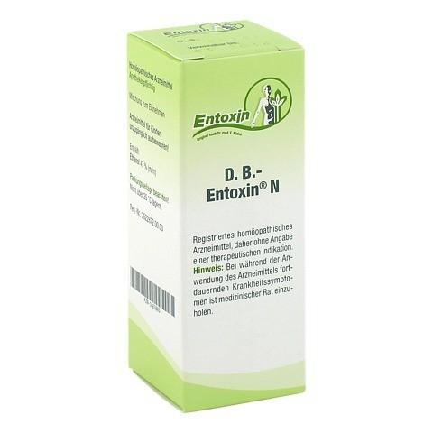 D.B. Entoxin N Tropfen 20 Milliliter N1