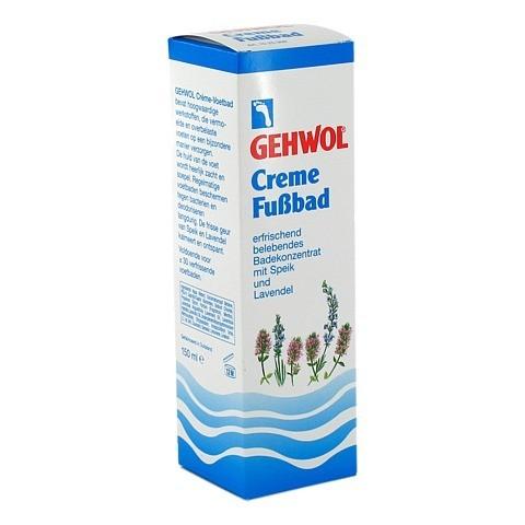 GEHWOL Creme-Fußbad 150 Milliliter