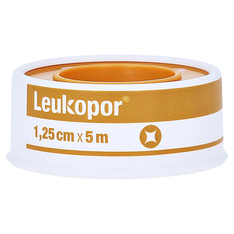 LEUKOPOR 1,25 cmx5 m 1 Stück