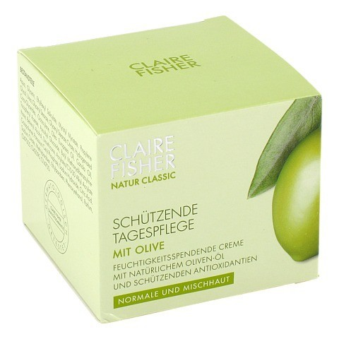CLAIRE FISHER Nat.Classic Olive Tagespf.nor.Mis. 50 Milliliter