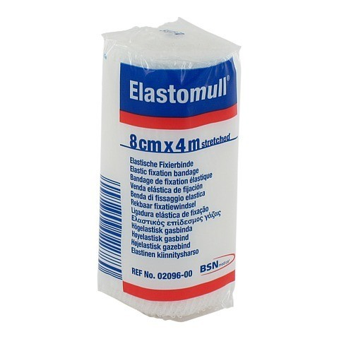 ELASTOMULL 8 cmx4 m 2096 elast.Fixierb. 1 Stück