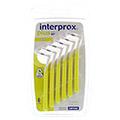 INTERPROX plus mini gelb Interdentalbürste 6 Stück