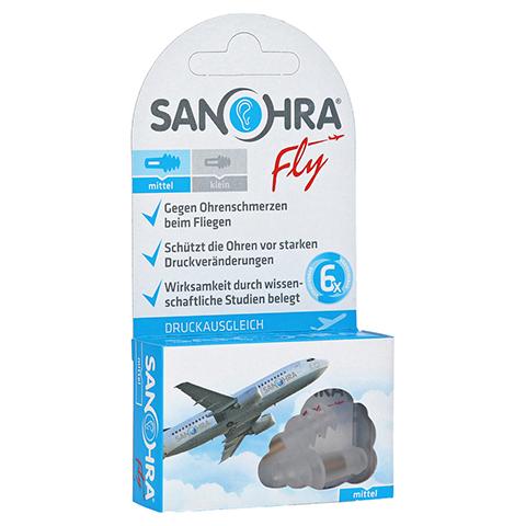 SANOHRA fly Ohrenschutz f.Erwachsene 2 Stück