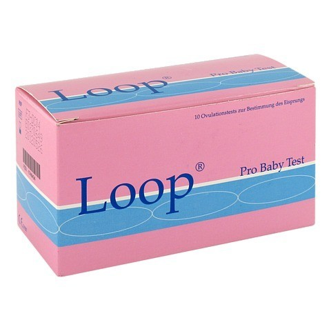 LOOP Ovulationstest 10 Stück