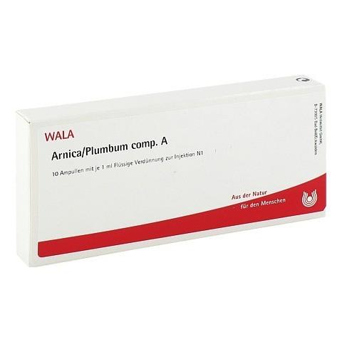 ARNICA/PLUMBUM comp.A Ampullen 10x1 Milliliter N1