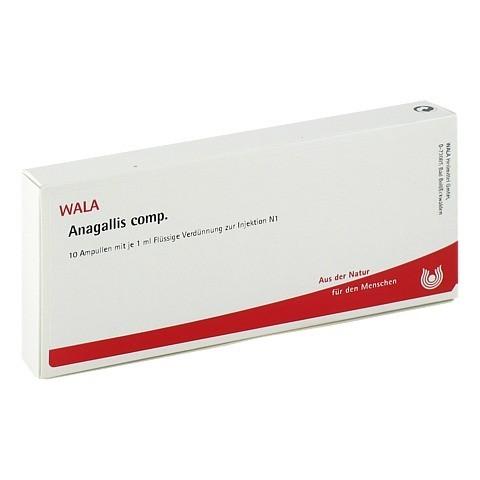 ANAGALLIS COMP.Ampullen 10x1 Milliliter N1