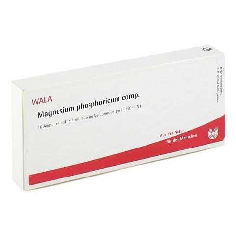 MAGNESIUM PHOSPHORICUM COMP.Ampullen 10x1 Milliliter N1