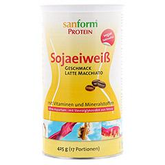 SANFORM Protein Latte Macchiato Pulver 425 Gramm