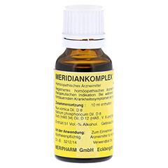 MERIDIANKOMPLEX 7 Tropfen zum Einnehmen 20 Milliliter N1