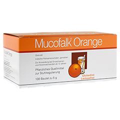 Mucofalk Orange Beutel 100 Stück