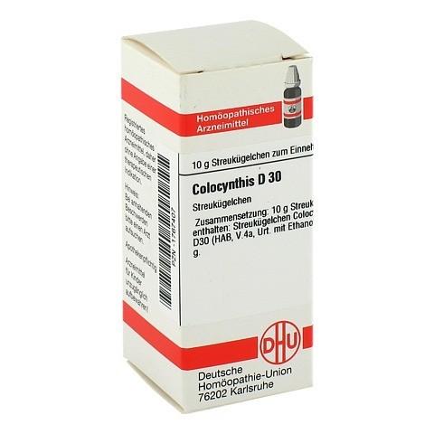 COLOCYNTHIS D 30 Globuli 10 Gramm N1