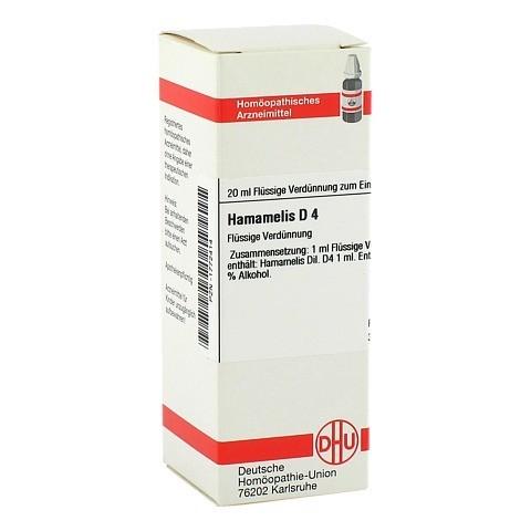 HAMAMELIS D 4 Dilution 20 Milliliter N1