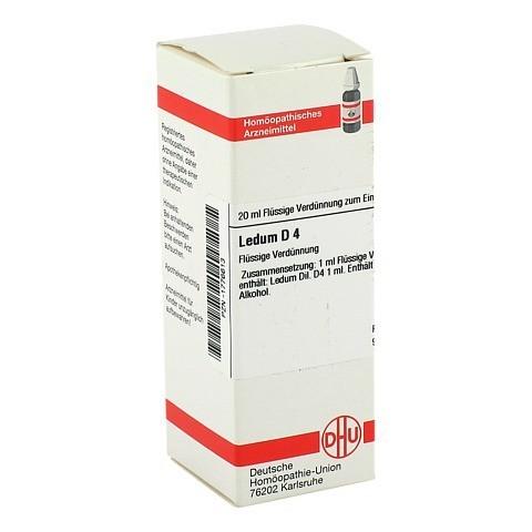 LEDUM D 4 Dilution 20 Milliliter N1