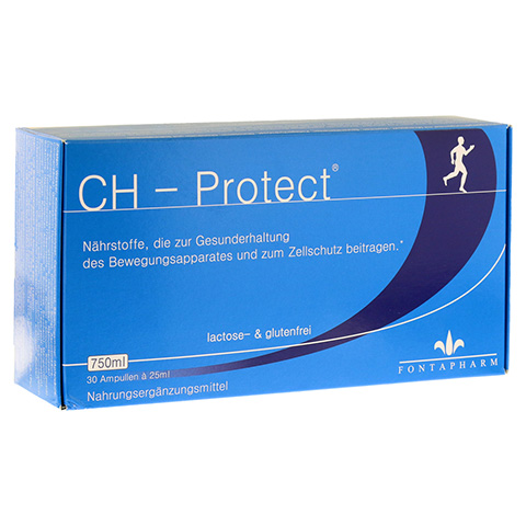 CH PROTECT Trinkampullen 30x25 Milliliter