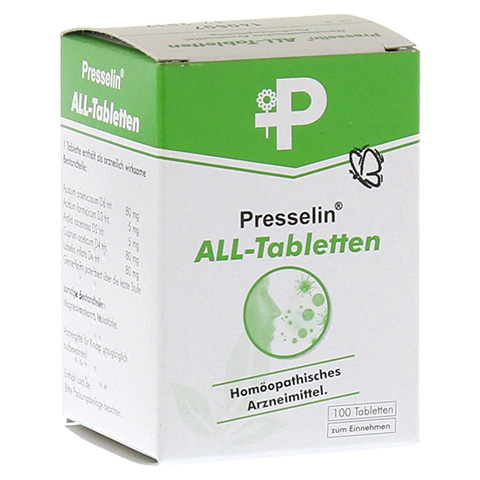 PRESSELIN ALL Tabletten 100 Stück N1
