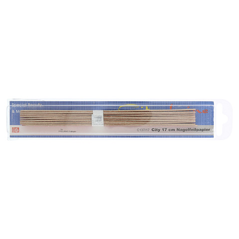 SANDBLATTFEILEN 18 cm C137/18 1 Packung