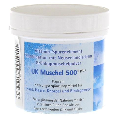UK Muschel 500 Kapseln 120 Stück
