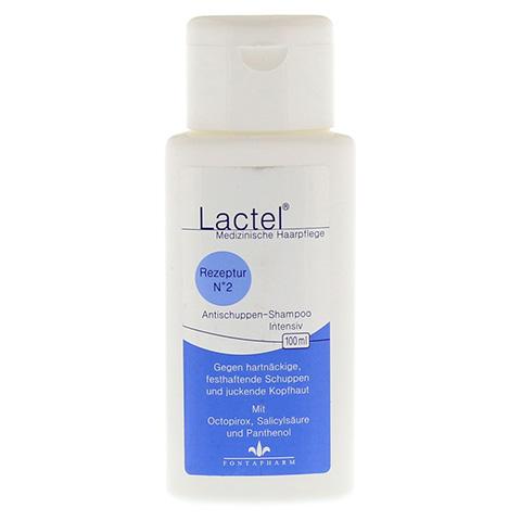 LACTEL Nr. 2 Shampoo gegen festhaftende Schuppen 100 Milliliter