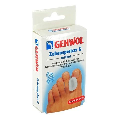 GEHWOL Polymer Gel Zehen Spreizer G mittel 3 Stück